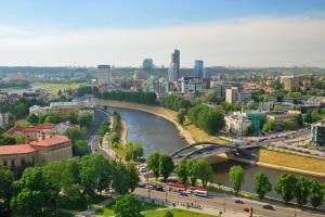 Особенности погоды в Вильнюсе