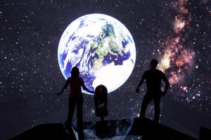 Планетарий в научно-познавательном центре АННАА