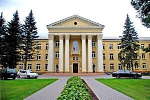 Санаторий Драугисте в Друскининкае