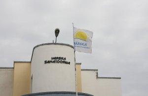 VARSKA SANATOORIUM на юге Эстонии