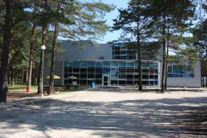 Водный центр санатория Вярска