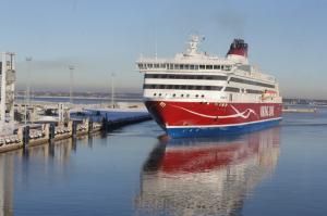 Паром «Viking XPRS» из Таллина в Хельсинки