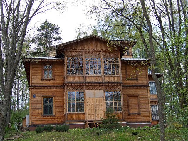 Дом сказок «Ундина» в Юрмале