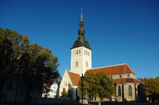 Домский собор в Таллинне