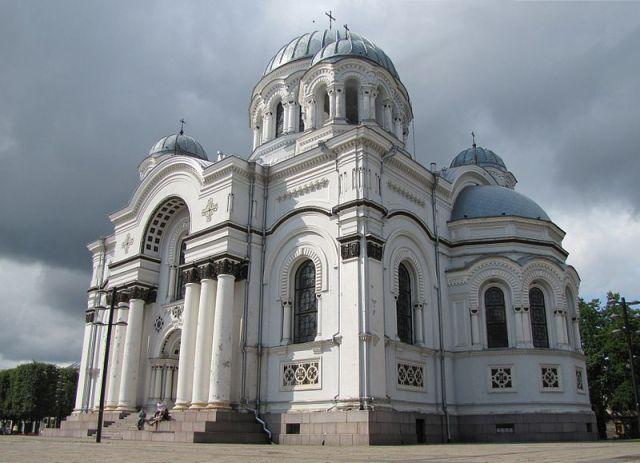 Кафедральный собор святых Павла и Петра в Каунасе