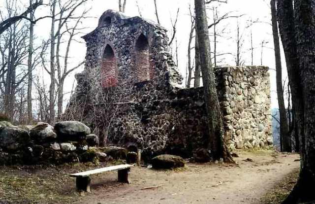 Замки Кримулды