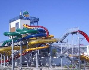 Время работы аквапарка Ливу
