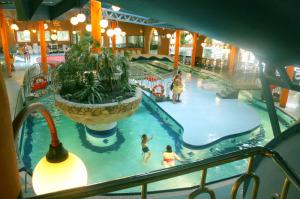 Водный комплекс аквапарка в Друскининкае