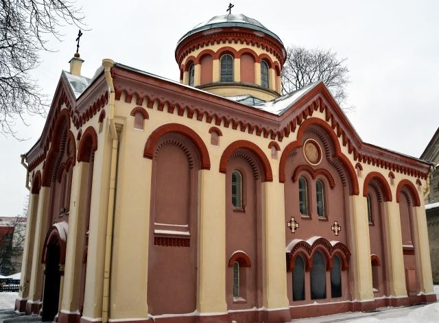 Церковь Святой Параскевы в Вильнюсе