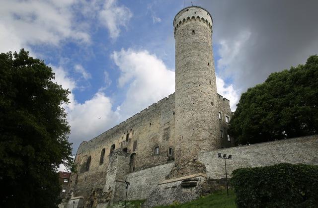 Башня Длинный Герман в Старом Таллине