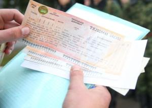 Покупка билетов на поезд Санкт-Петербург - Таллин