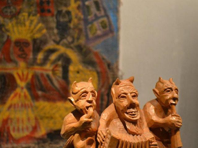 Музей Чертей в Каунасе