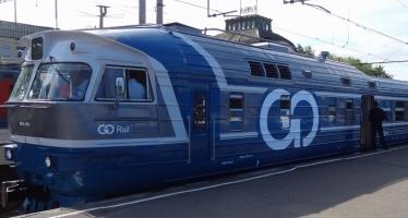 Поезд Санкт-Петербург - Таллин