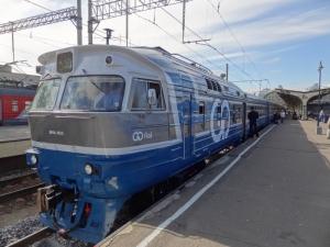 Информация о поезде Санкт-Петербург - Таллин