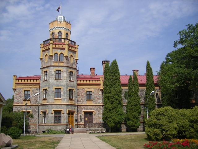 Новый Сигулдский замок