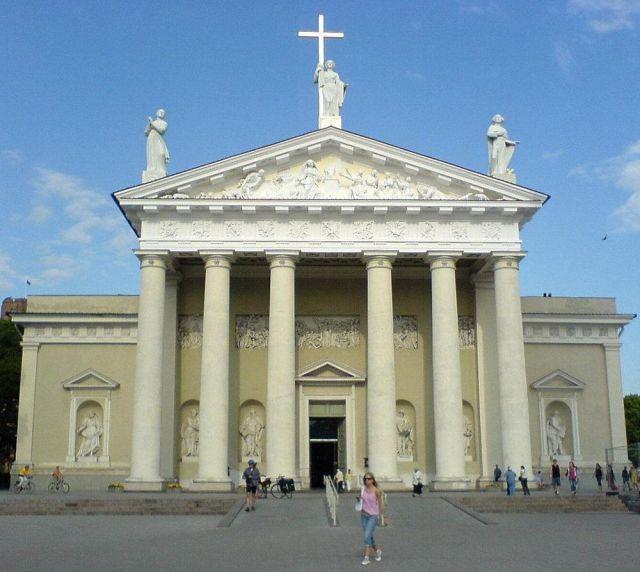 Кафедральный собор Святого Станислава в Вильнюсе