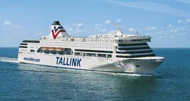 Паром Таллин-Стокгольм