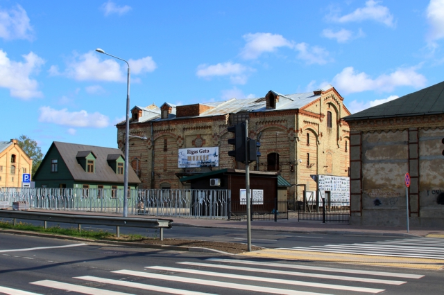 Музей рижского гетто