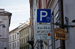 Особенности парковки в Риге