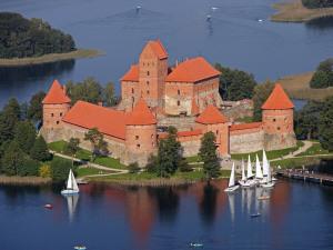 Тракай в Литве
