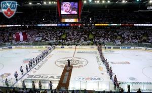 Хоккей в Арена Рига