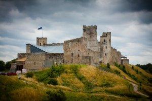 Замок Раквере в Эстонии