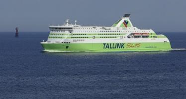 Паром Таллин-Хельсинки