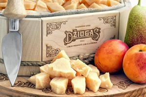 Литовский сыр Джюгас