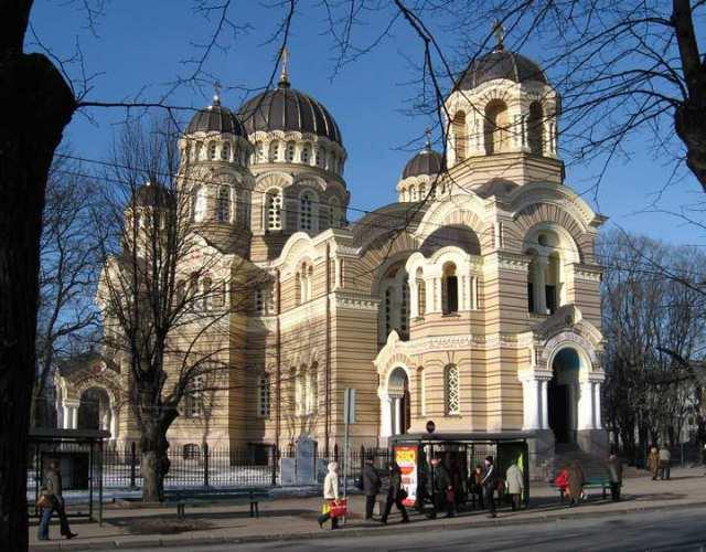 Кафедральный собор Рождества Христова в Риге