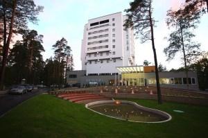 Meresuu Spa & Hotel в Нарве