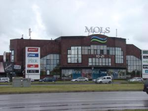 Рижский торговый центр Mols