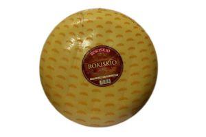 Литовский сыр Рокишкио сурис