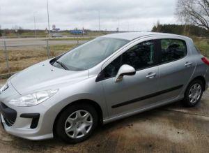 Продажа автомобиля на Каунасском автобазаре