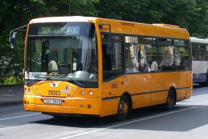 Автобус из аэропорта в Ригу