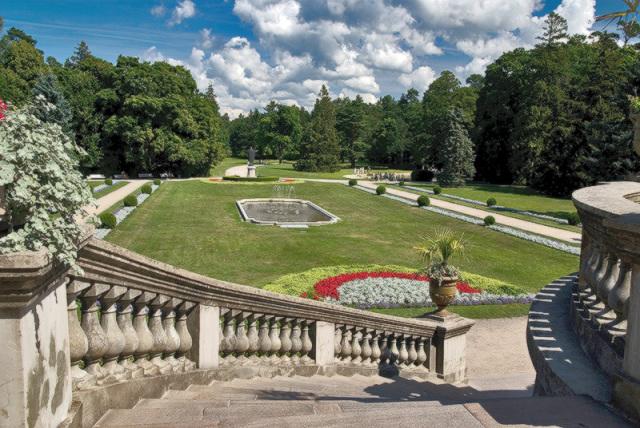 Ботанический сад Паланги