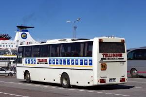 Автобус в Вярску