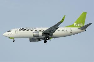 Боинг AirBaltic