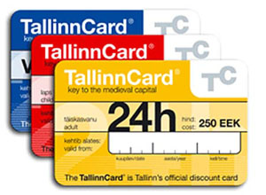 Преимущества Tallin Card