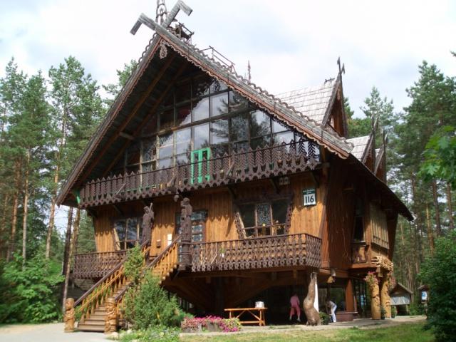 Музей Лесное эхо в Литве