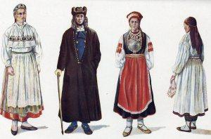 История эстонских имен