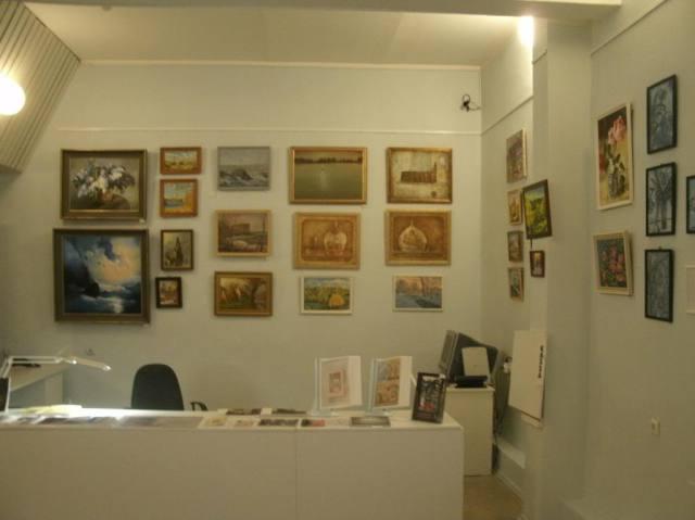 Художественная галерея в Нарве