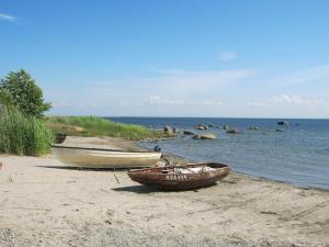 Остров Прангли в Эстонии