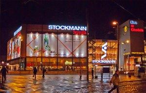 Рижский торговый центр Stockmann