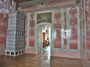 Зал Рундальского дворца