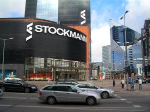 Торговый центр Stockmann