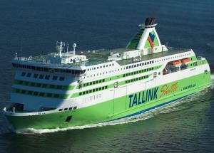 Паром «Star» из Таллина в Хельсинки