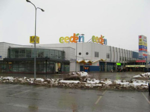 Торговый центр Eeden в Тарту
