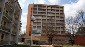Санаторий Беларусь в Друскининкае