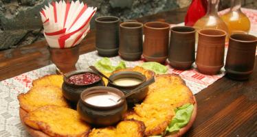 Национальная эстонская кухня