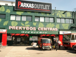 Торговый центр Parkas Outlet